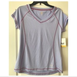 Everlast Performance Wicking Lavender Workout Tee